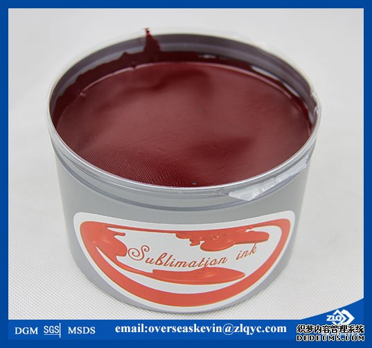 oil-based dye sublimation offset ink in russia