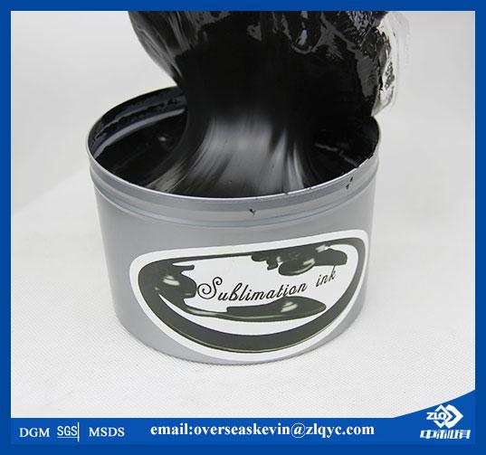 offset sublimation ink for porcelain transfer (zhongliqi)