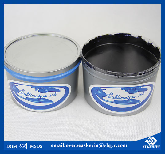 New Types of Ink! dye sublimation ink for offset presses
