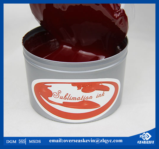China Sublimation Offset Ink for Fabric