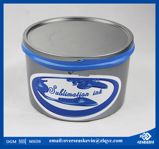 Offset Sublimation Ink for Lithographic Printing
