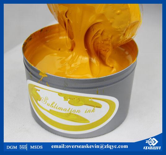 ZhongLiQi Offset Litho Sublimation Ink
