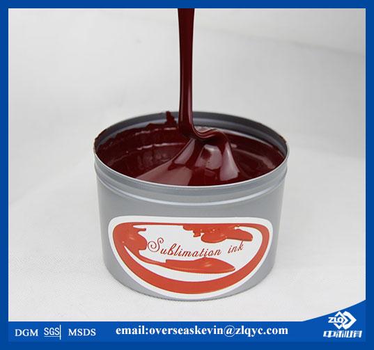 Solvent Dye Sublimation Offset Transfer Ink