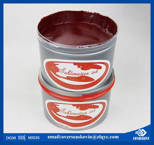 Offset Sublimation Ink for Polyester Fiber Transfer