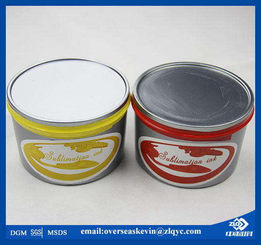 ZhongLiQi Sublimation Ink for Fabric Offset Printing