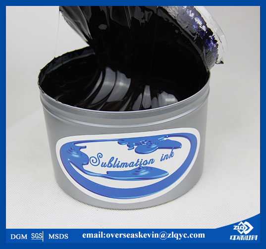 Zhongliqi Offset sublimation ink for Garment