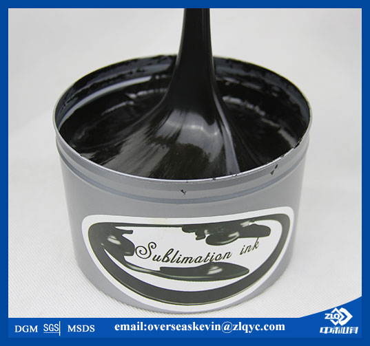 dye sublimation transfer printing ink for litho machine