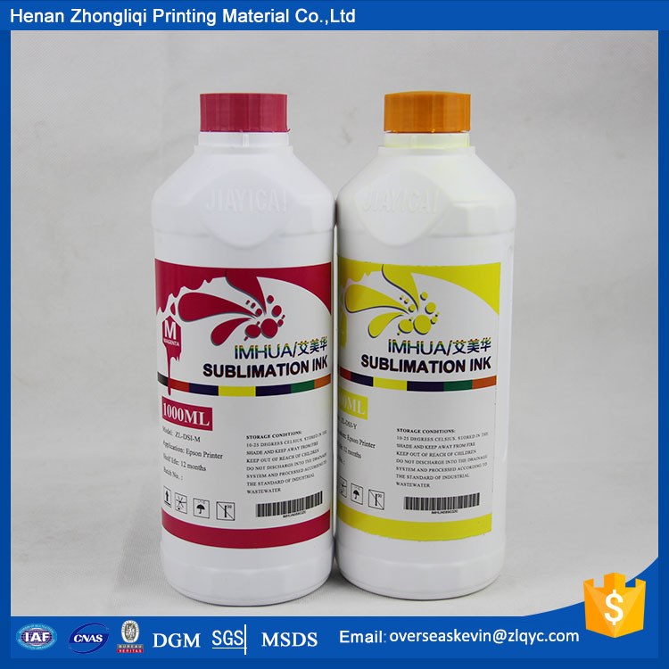 Sublimation ink,sublimation printing ink,dye sublimation ink